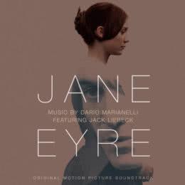Обложка к диску с музыкой из фильма «Джейн Эйр»