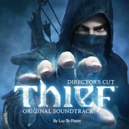 Обложка к диску с музыкой из игры «Thief»