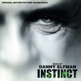 Обложка к диску с музыкой из фильма «Инстинкт»