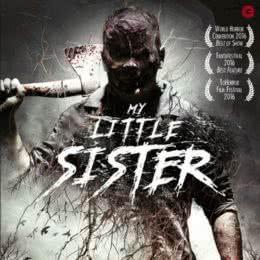 Обложка к диску с музыкой из фильма «Моя маленькая сестра»