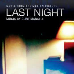 Обложка к диску с музыкой из фильма «Прошлой ночью в Нью-Йорке»