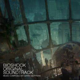 Обложка к диску с музыкой из игры «Bioshock»