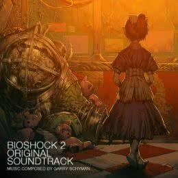 Обложка к диску с музыкой из игры «Bioshock 2»