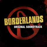 Маленькая обложка диска с музыкой из игры «Borderlands»