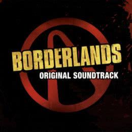 Обложка к диску с музыкой из игры «Borderlands»