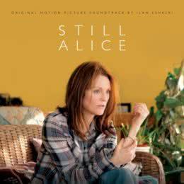 Обложка к диску с музыкой из фильма «Все еще Элис»
