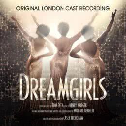 Обложка к диску с музыкой из фильма «Девушки мечты»