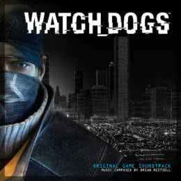 Обложка к диску с музыкой из игры «Watch Dogs»