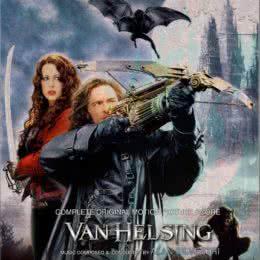 Обложка к диску с музыкой из фильма «Ван Хельсинг»