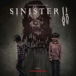Обложка к диску с музыкой из фильма «Синистер 2»