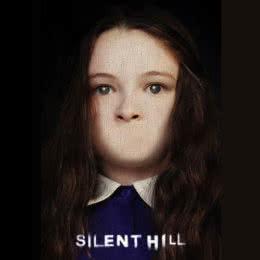 Обложка к диску с музыкой из фильма «Сайлент Хилл»