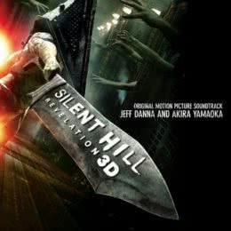 Обложка к диску с музыкой из фильма «Сайлент Хилл 2»