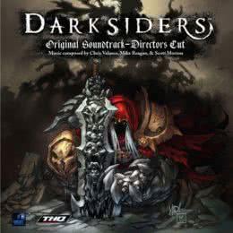 Обложка к диску с музыкой из игры «Darksiders»