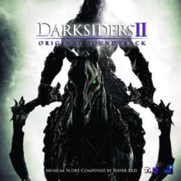 Обложка к диску с музыкой из игры «Darksiders II»
