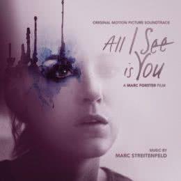 Обложка к диску с музыкой из фильма «Вижу лишь тебя»