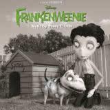 Маленькая обложка диска с музыкой из мультфильма «Франкенвини»