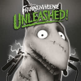 Обложка к диску с музыкой из мультфильма «Франкенвини»