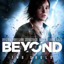 Обложка к диску с музыкой из игры «Beyond: Two Souls»