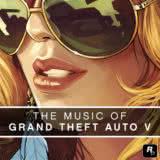 Маленькая обложка диска с музыкой из игры «Grand Theft Auto V»
