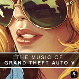 Обложка к диску с музыкой из игры «Grand Theft Auto V»