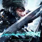 Маленькая обложка диска c музыкой из игры «Metal Gear Rising: Revengeance»
