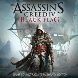 Обложка к диску с музыкой из игры «Assassin's Creed 4: Black Flag»