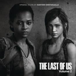 Обложка к диску с музыкой из игры «The Last of Us: Part II»
