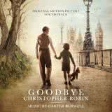 Маленькая обложка диска с музыкой из фильма «Прощай, Кристофер Робин»