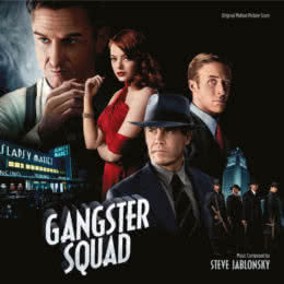 Обложка к диску с музыкой из фильма «Охотники на гангстеров»