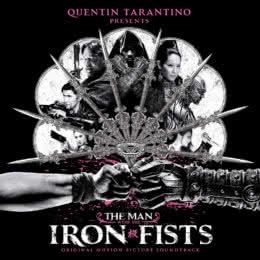 Обложка к диску с музыкой из фильма «Железный кулак»
