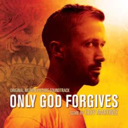 Обложка к диску с музыкой из фильма «Только Бог простит»