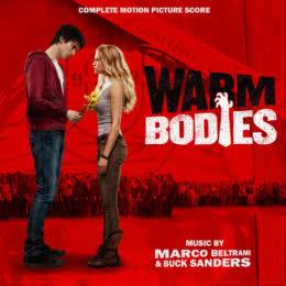 Обложка к диску с музыкой из фильма «Тепло наших тел»