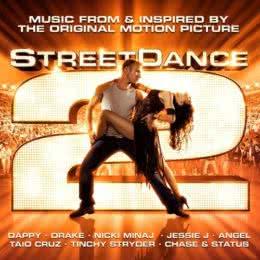 Обложка к диску с музыкой из фильма «Уличные танцы 2»