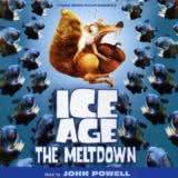 Маленькая обложка диска с музыкой из мультфильма «Ледниковый период 2: Глобальное потепление»