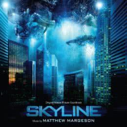 Обложка к диску с музыкой из фильма «Скайлайн»