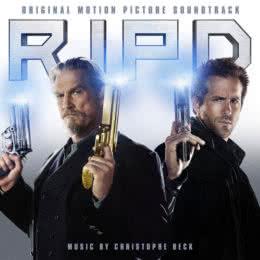 Обложка к диску с музыкой из фильма «Призрачный патруль»