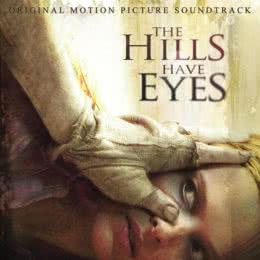 Обложка к диску с музыкой из фильма «У холмов есть глаза»