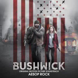 Обложка к диску с музыкой из фильма «Бушвик»