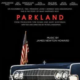 Обложка к диску с музыкой из фильма «Парклэнд»