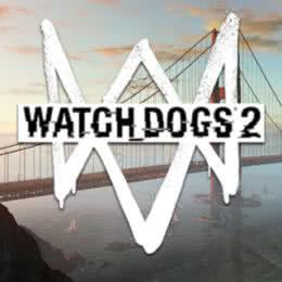 Обложка к диску с музыкой из игры «Watch Dogs 2»