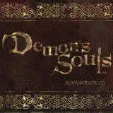 Маленькая обложка диска c музыкой из игры «Demon's Souls»