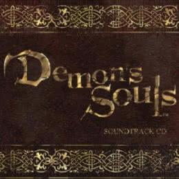 Обложка к диску с музыкой из игры «Demon's Souls»