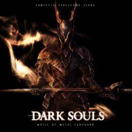 Обложка к диску с музыкой из игры «Dark Souls»