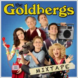 Обложка к диску с музыкой из сериала «Голдберги (сборник)»