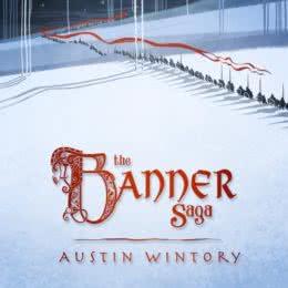Обложка к диску с музыкой из игры «The Banner Saga»