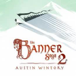 Обложка к диску с музыкой из игры «The Banner Saga 2»