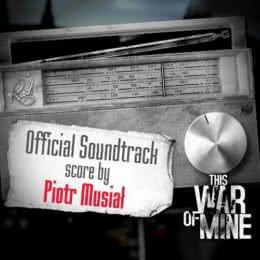 Обложка к диску с музыкой из игры «This War of Mine»