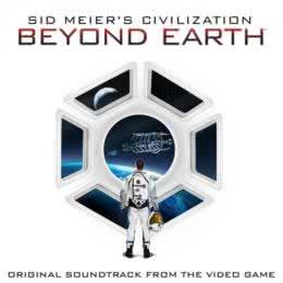 Обложка к диску с музыкой из игры «Sid Meier's Civilization: Beyond Earth»