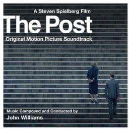 Обложка к диску с музыкой из фильма «Секретное досье»