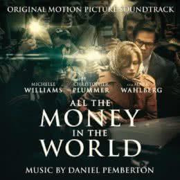 Обложка к диску с музыкой из фильма «Все деньги мира»